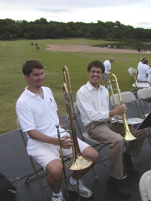 Trombones Summer 2013